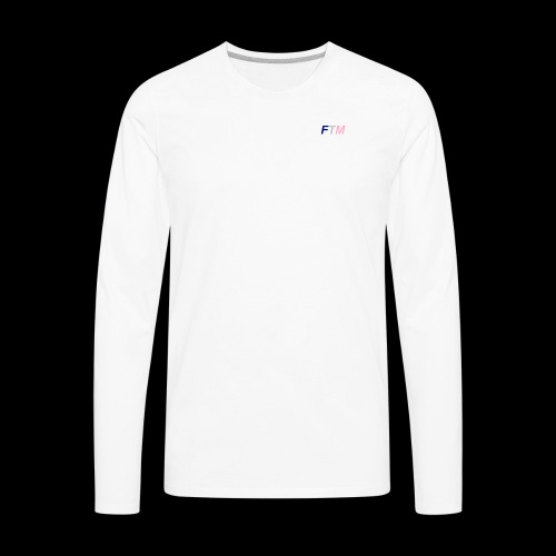 FTM Label Shirt - Men's Premium Long Sleeve T-Shirt