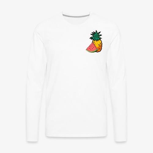 Hemistry Co. - Men's Premium Long Sleeve T-Shirt