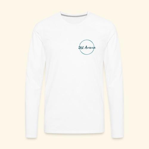 21st Avenue - Men's Premium Long Sleeve T-Shirt