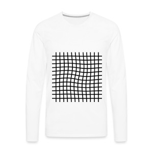 line box - Men's Premium Long Sleeve T-Shirt