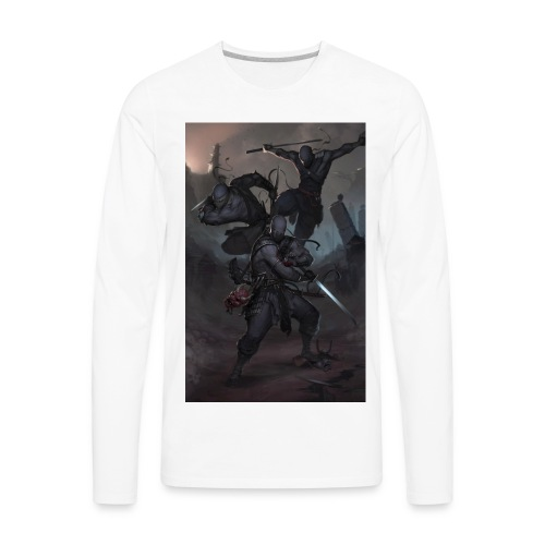 team ninjack - Men's Premium Long Sleeve T-Shirt