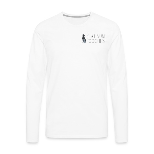Platinum Pooches - Men's Premium Long Sleeve T-Shirt