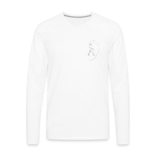 Garrett Krebs Logo - Men's Premium Long Sleeve T-Shirt