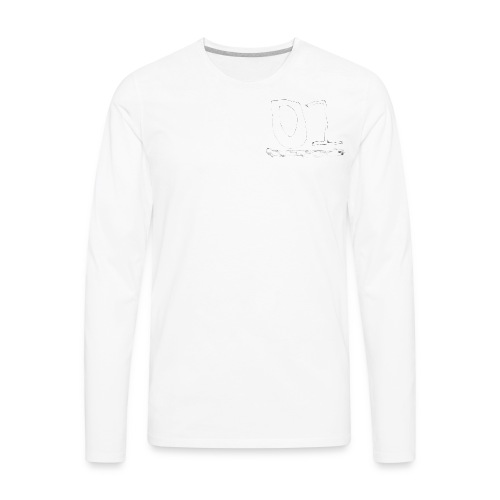 01 rocketpants01 merch - Men's Premium Long Sleeve T-Shirt