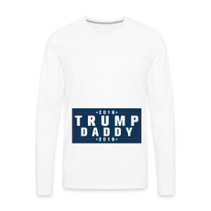 Trump - Men's Premium Long Sleeve T-Shirt