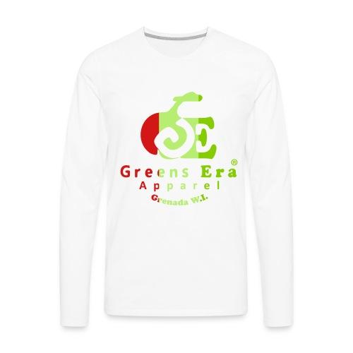 Greens Era Official Apparel - Men's Premium Long Sleeve T-Shirt