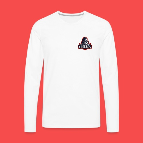 Codlags - Men's Premium Long Sleeve T-Shirt