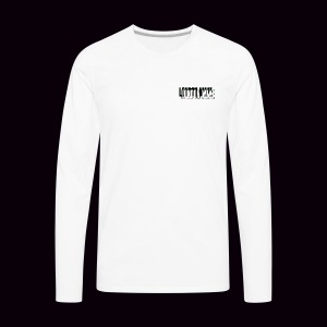 London Wave Basic - Men's Premium Long Sleeve T-Shirt