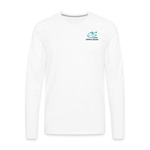 CS Merch - Men's Premium Long Sleeve T-Shirt