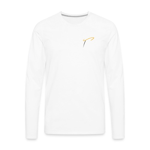Townsend Sport Logo - Men's Premium Long Sleeve T-Shirt