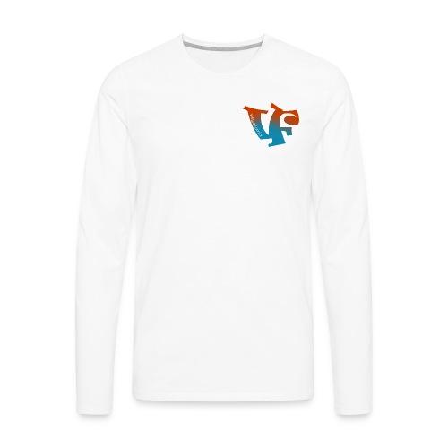 Vegafornia Styles - Men's Premium Long Sleeve T-Shirt
