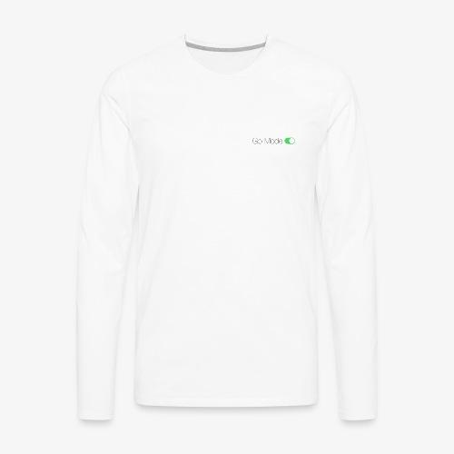 Go Mode - Men's Premium Long Sleeve T-Shirt