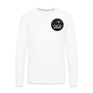Mine Can Go Anywhere - Men's Premium Long Sleeve T-Shirt