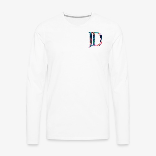 DakeJeitz 2.0 - Men's Premium Long Sleeve T-Shirt
