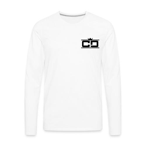 CD (King Design) - Men's Premium Long Sleeve T-Shirt