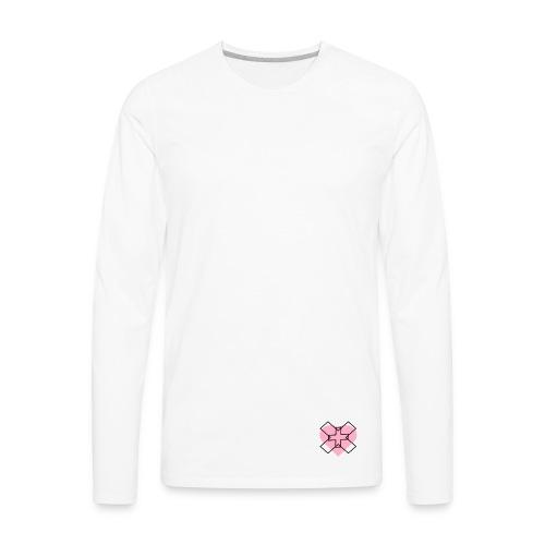 CrossHeart Brands - Men's Premium Long Sleeve T-Shirt