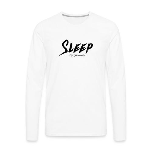 Sleep - Men's Premium Long Sleeve T-Shirt