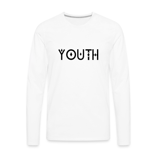 YOUTH - Men's Premium Long Sleeve T-Shirt