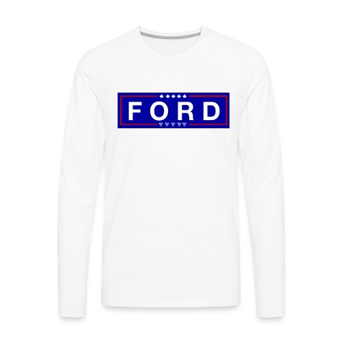 Ford Nation - Men's Premium Long Sleeve T-Shirt