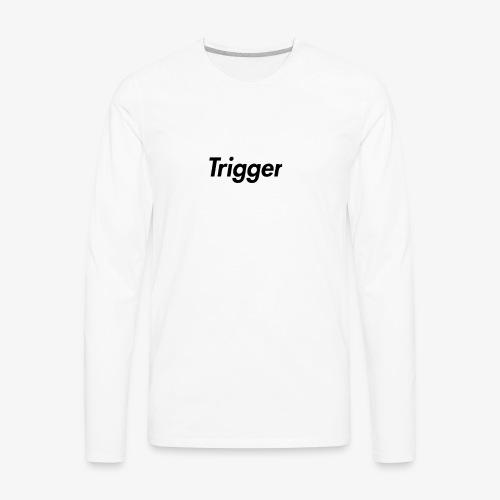 Black Trigger - Men's Premium Long Sleeve T-Shirt