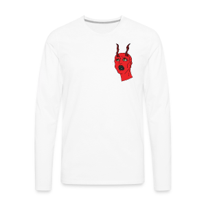 Hell Babe - Men's Premium Long Sleeve T-Shirt