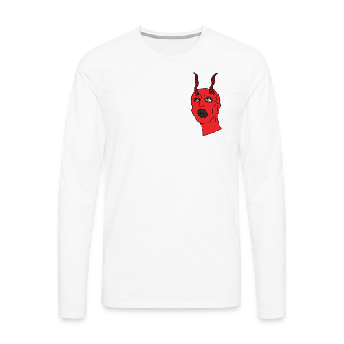 Hell Babe - Men's Premium Long Sleeve T-Shirt