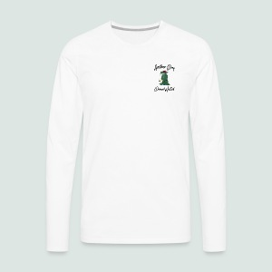 Frogtupus (black lettering) - Men's Premium Long Sleeve T-Shirt