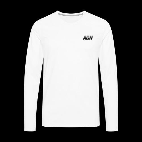 AGN Basic - Men's Premium Long Sleeve T-Shirt