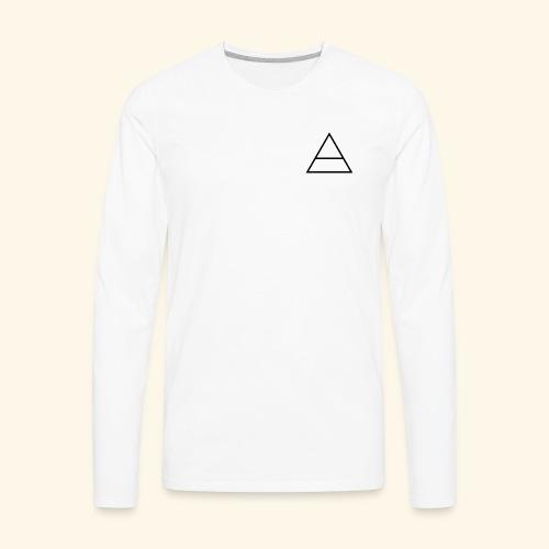 Air Belvedere Flag 333 - Men's Premium Long Sleeve T-Shirt