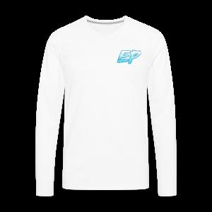 endprime logo - Men's Premium Long Sleeve T-Shirt