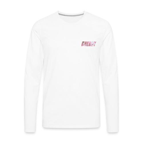 CHERRY CLOTHING CO - Men's Premium Long Sleeve T-Shirt