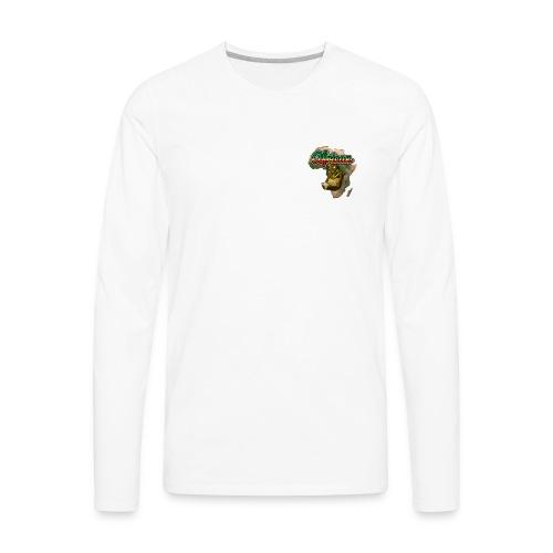 AFRICAN DREAM custom shirts - Men's Premium Long Sleeve T-Shirt