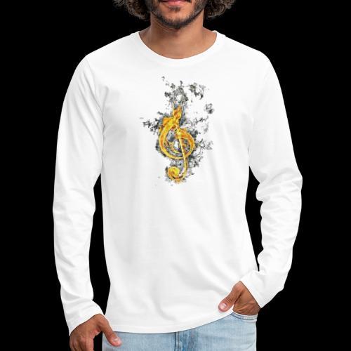 Official Sikz - Men's Premium Long Sleeve T-Shirt