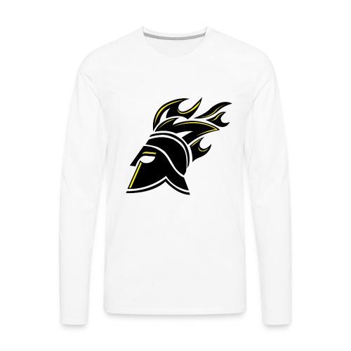 SPARTANknight SSH 01 - Men's Premium Long Sleeve T-Shirt