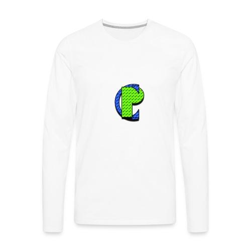 Proto Shirt Simple - Men's Premium Long Sleeve T-Shirt