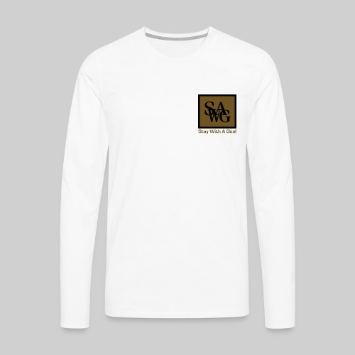 SWAG - Men's Premium Long Sleeve T-Shirt