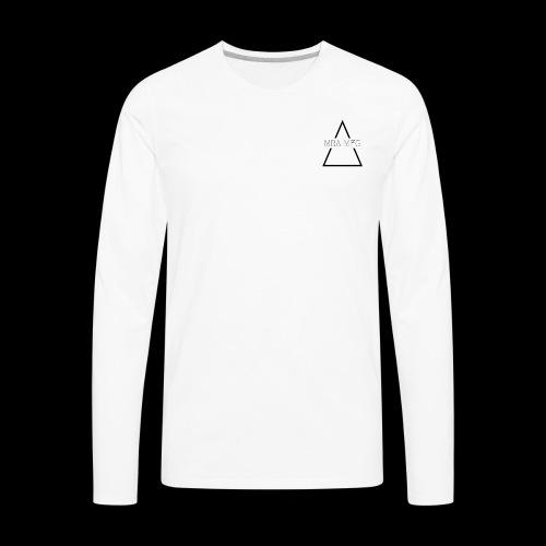 Rise Above - Men's Premium Long Sleeve T-Shirt