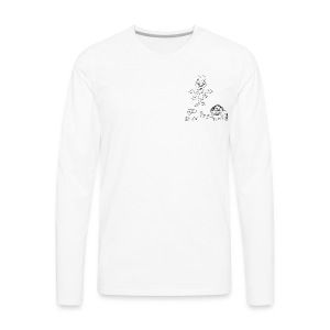 ANGEL OF DESTRUCTION - Men's Premium Long Sleeve T-Shirt