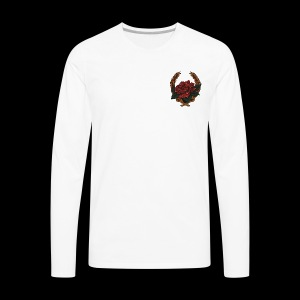 Rose - Men's Premium Long Sleeve T-Shirt