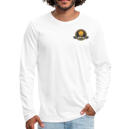 Hella Lit 2K18 - Men's Premium Long Sleeve T-Shirt