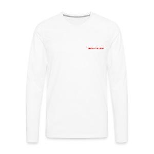 DUMP TRUMP NOW - Men's Premium Long Sleeve T-Shirt