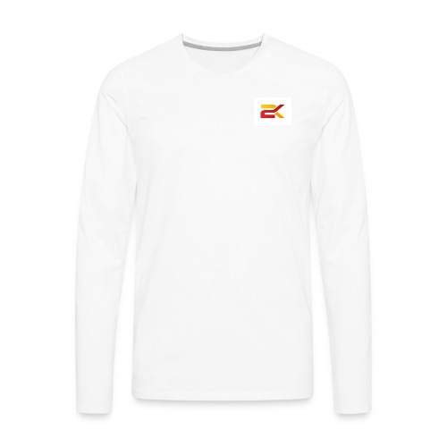 Sam 2K Logo Merch - Men's Premium Long Sleeve T-Shirt