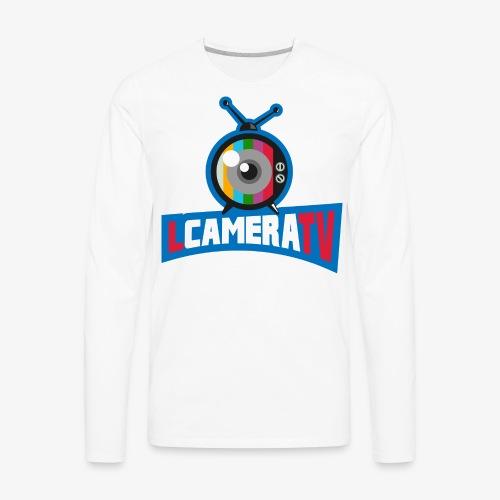 LCAMERATV - Men's Premium Long Sleeve T-Shirt