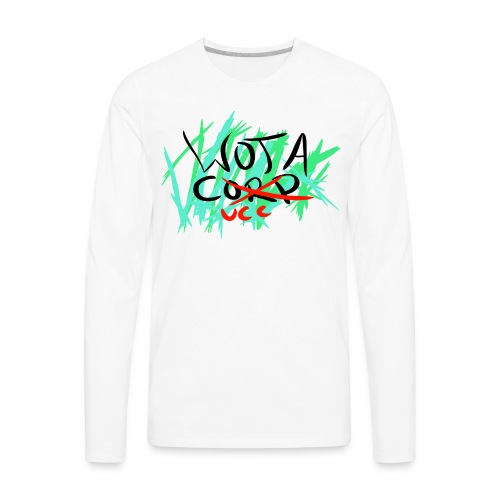WOTA Cucc - Men's Premium Long Sleeve T-Shirt