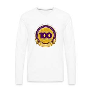 ONFJ Centennial Medallion - Men's Premium Long Sleeve T-Shirt