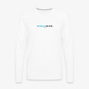WEARWORLDWIDE - Men's Premium Long Sleeve T-Shirt