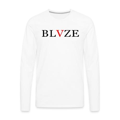 BLVZE - Men's Premium Long Sleeve T-Shirt