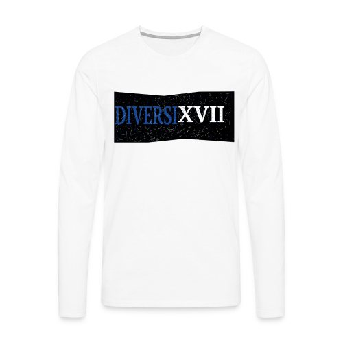 DIVERSI XVII - Men's Premium Long Sleeve T-Shirt