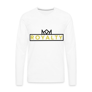 Royalty 1 - Men's Premium Long Sleeve T-Shirt