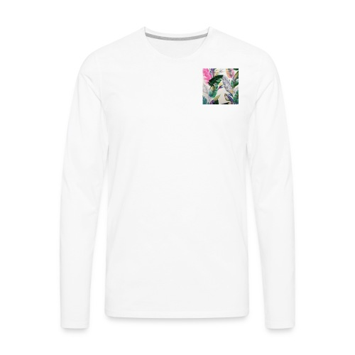 Men's Premium Long Sleeve T-Shirt - Km,Merch,Kb